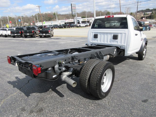 2017 Ram 4500 Regular Cab DRW 4x4, Cab Chassis #17631 - photo 2