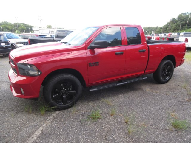 2018 Ram 1500 Quad Cab 4x2,  Pickup #180027 - photo 6