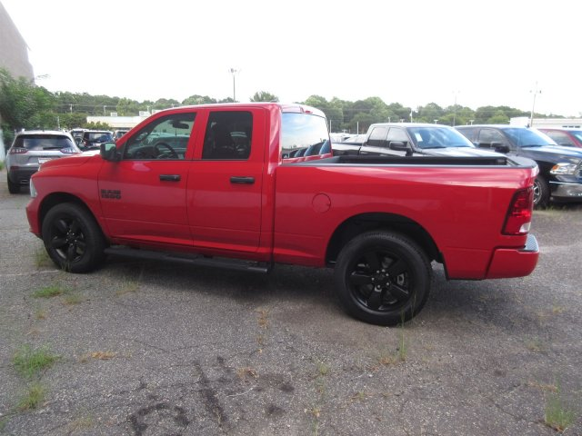 2018 Ram 1500 Quad Cab 4x2,  Pickup #180027 - photo 8