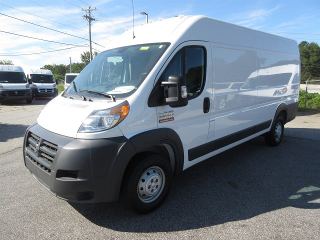 2018 ProMaster 3500 High Roof FWD,  Empty Cargo Van #180029 - photo 5
