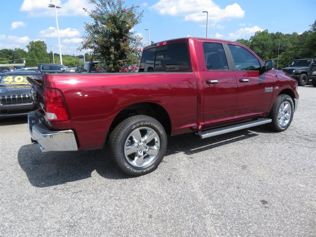 2018 Ram 1500 Quad Cab 4x4,  Pickup #180033 - photo 11