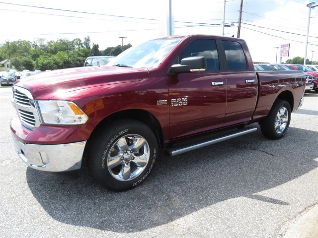 2018 Ram 1500 Quad Cab 4x4,  Pickup #180033 - photo 6