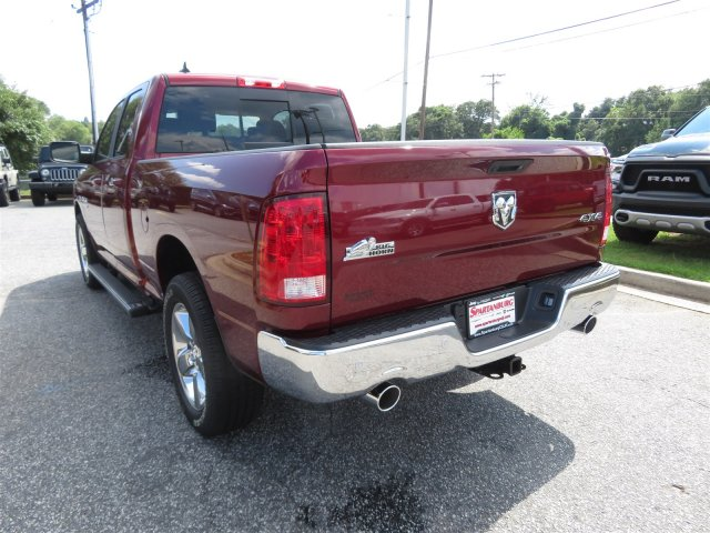 2018 Ram 1500 Quad Cab 4x4,  Pickup #180033 - photo 9