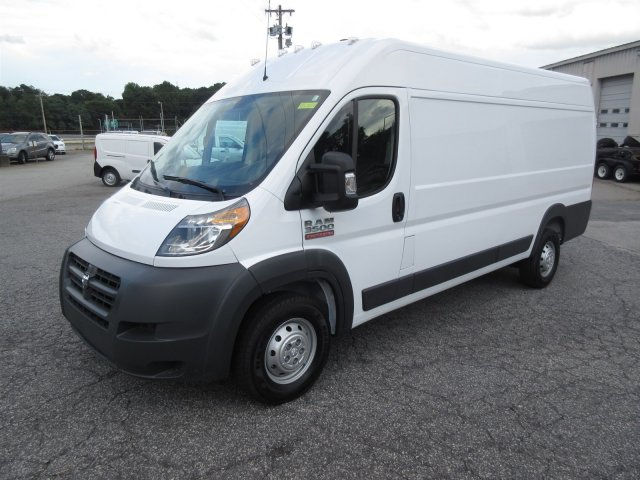 2018 ProMaster 3500 High Roof FWD,  Empty Cargo Van #180038 - photo 5