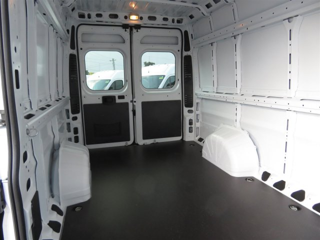 2018 ProMaster 3500 High Roof FWD,  Empty Cargo Van #180040 - photo 2