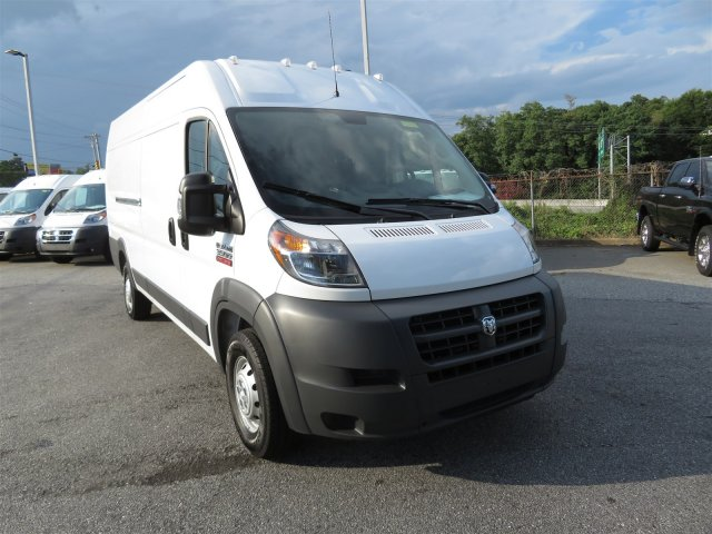 2018 ProMaster 3500 High Roof FWD,  Empty Cargo Van #180040 - photo 3