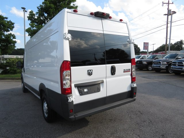 2018 ProMaster 3500 High Roof FWD,  Empty Cargo Van #180040 - photo 9