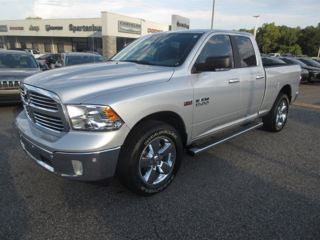 2018 Ram 1500 Quad Cab 4x4,  Pickup #180050 - photo 5