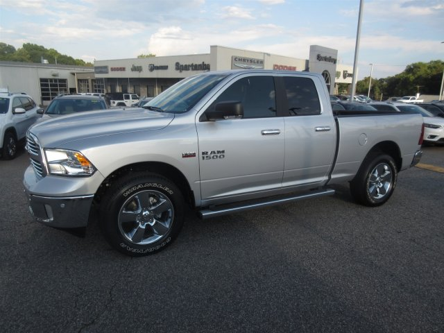 2018 Ram 1500 Quad Cab 4x4,  Pickup #180050 - photo 6