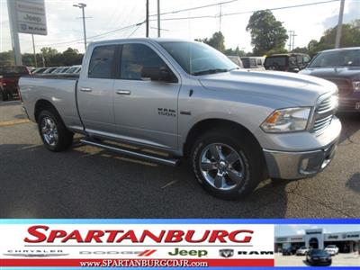 2018 Ram 1500 Quad Cab 4x4,  Pickup #180050 - photo 1