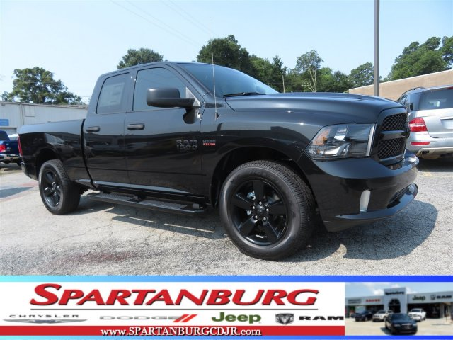 2018 Ram 1500 Quad Cab 4x4,  Pickup #180106 - photo 1
