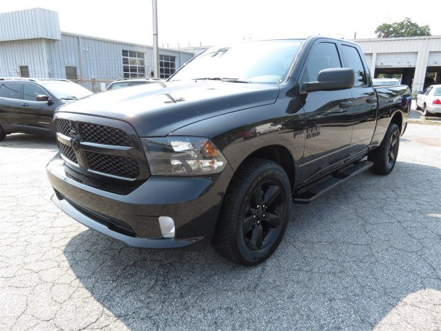 2018 Ram 1500 Quad Cab 4x4,  Pickup #180106 - photo 5