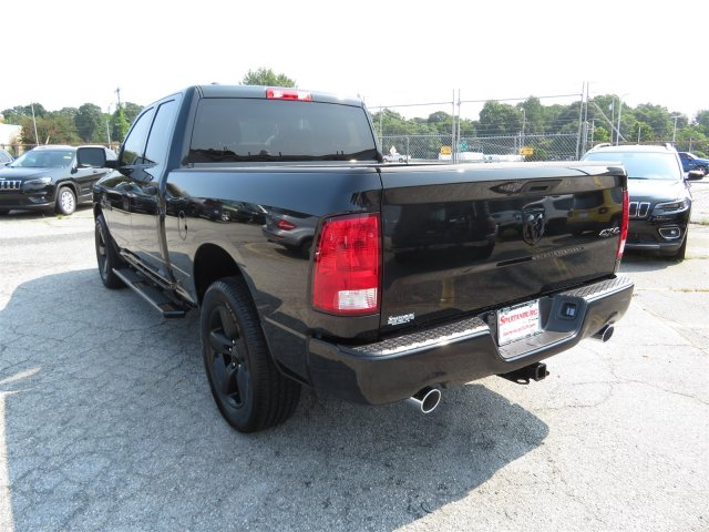 2018 Ram 1500 Quad Cab 4x4,  Pickup #180106 - photo 9