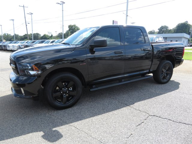 2018 Ram 1500 Crew Cab 4x4,  Pickup #180117 - photo 6
