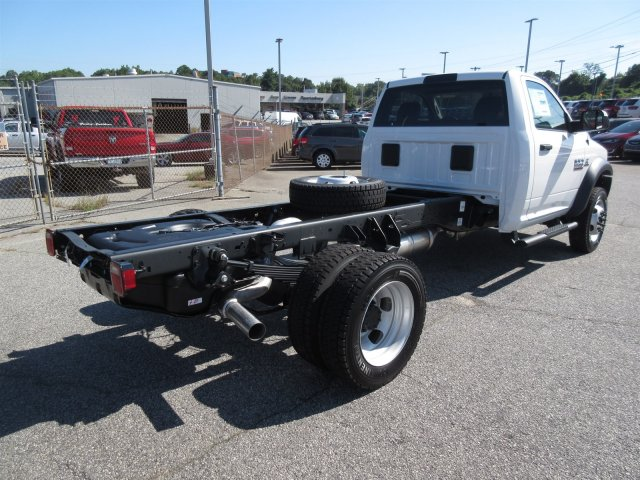 2018 Ram 5500 Regular Cab DRW 4x4,  Cab Chassis #180145 - photo 2
