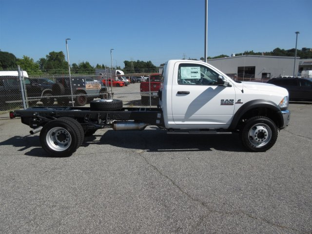 2018 Ram 5500 Regular Cab DRW 4x4,  Cab Chassis #180145 - photo 12