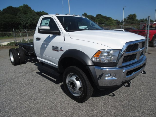 2018 Ram 5500 Regular Cab DRW 4x4,  Cab Chassis #180145 - photo 3