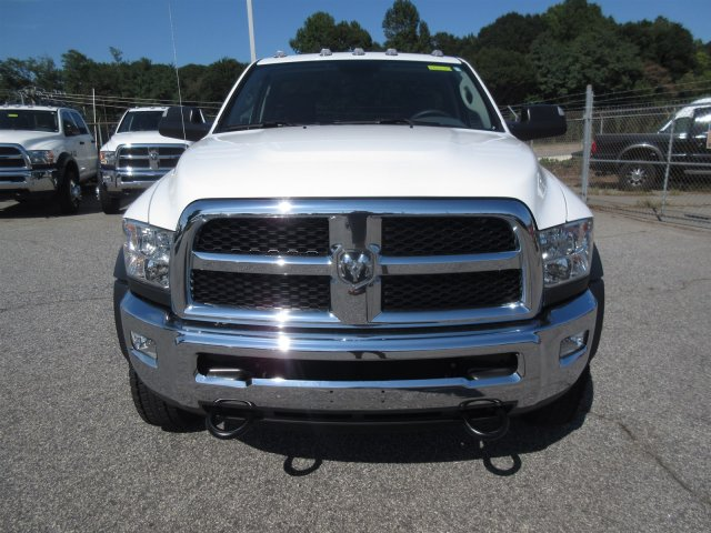 2018 Ram 5500 Regular Cab DRW 4x4,  Cab Chassis #180145 - photo 4