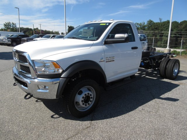 2018 Ram 5500 Regular Cab DRW 4x4,  Cab Chassis #180145 - photo 5