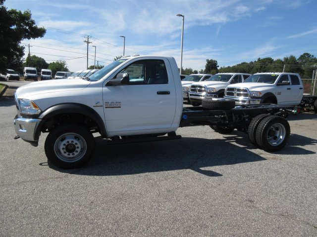 2018 Ram 5500 Regular Cab DRW 4x4,  Cab Chassis #180145 - photo 6