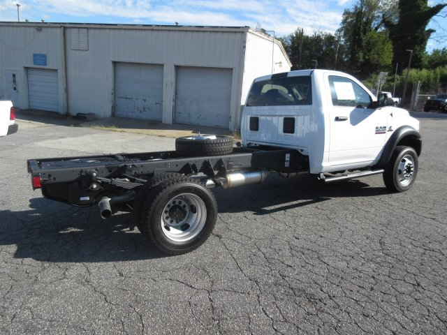 2018 Ram 5500 Regular Cab DRW 4x4,  Cab Chassis #180157 - photo 11