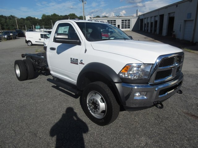 2018 Ram 5500 Regular Cab DRW 4x4,  Cab Chassis #180157 - photo 3