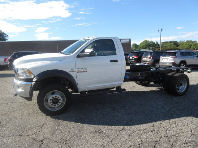 2018 Ram 5500 Regular Cab DRW 4x4,  Cab Chassis #180157 - photo 6