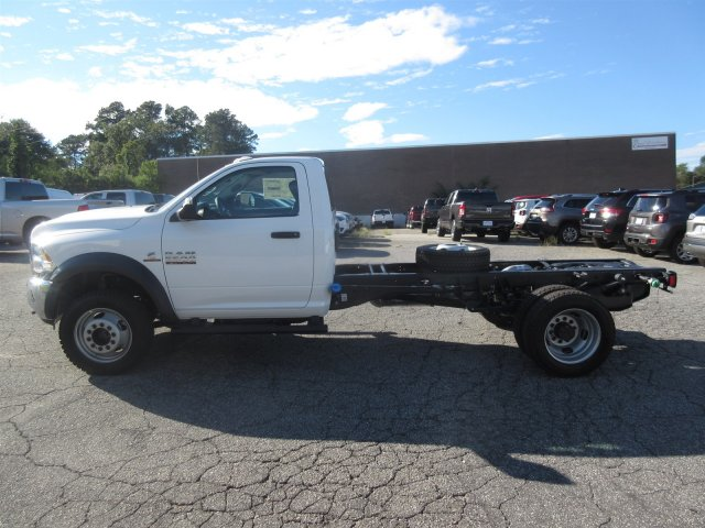 2018 Ram 5500 Regular Cab DRW 4x4,  Cab Chassis #180157 - photo 7