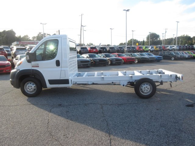 2018 ProMaster 3500 Standard Roof FWD,  Cab Chassis #180182 - photo 7