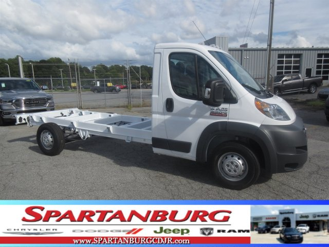 2018 ProMaster 3500 Standard Roof FWD,  Cab Chassis #180183 - photo 1
