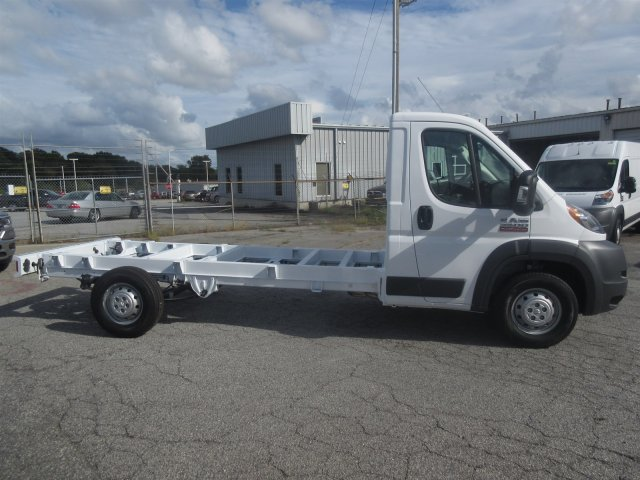 2018 ProMaster 3500 Standard Roof FWD,  Cab Chassis #180183 - photo 12
