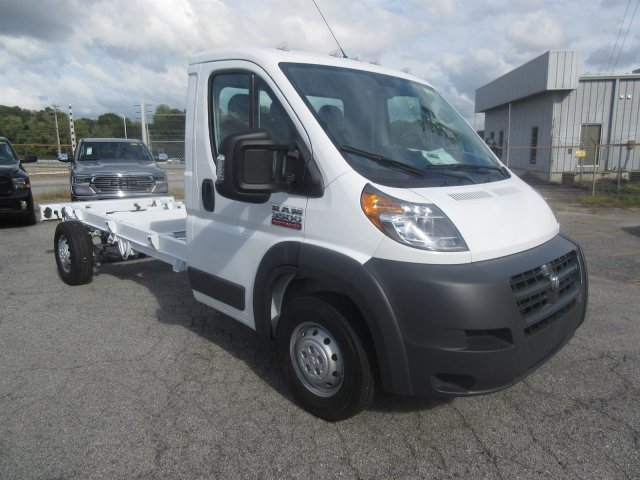 2018 ProMaster 3500 Standard Roof FWD,  Cab Chassis #180183 - photo 3