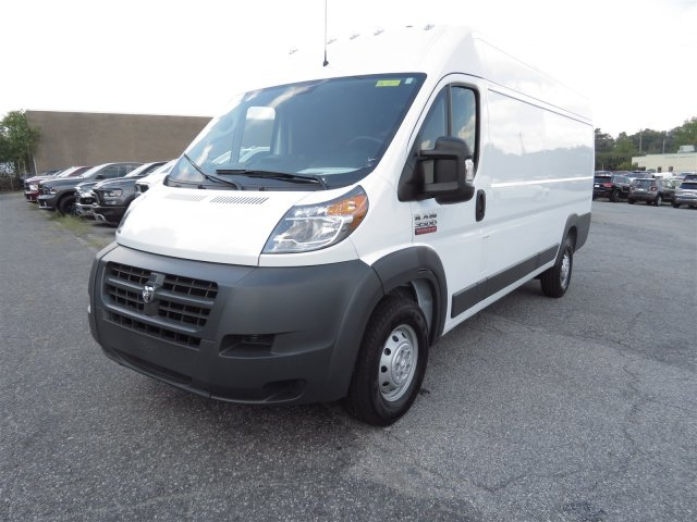 2018 ProMaster 3500 High Roof FWD,  Empty Cargo Van #180189 - photo 5