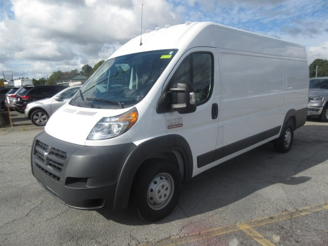 2018 ProMaster 3500 High Roof FWD,  Empty Cargo Van #180200 - photo 5