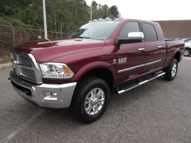 2018 Ram 2500 Mega Cab 4x4 Pickup #18042 - photo 3