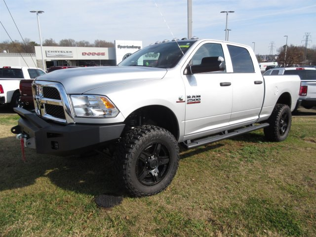 2018 Ram 2500 Crew Cab 4x4, Pickup #18051 - photo 4