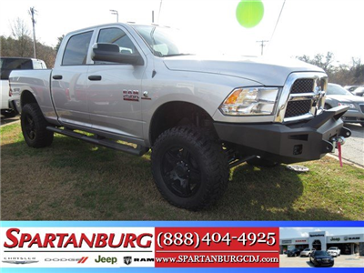 2018 Ram 2500 Crew Cab 4x4, Pickup #18051 - photo 1