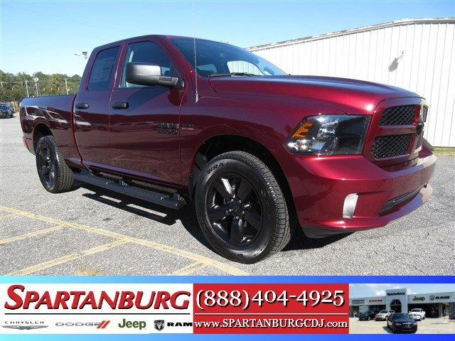 2018 Ram 1500 Quad Cab, Pickup #18070 - photo 1
