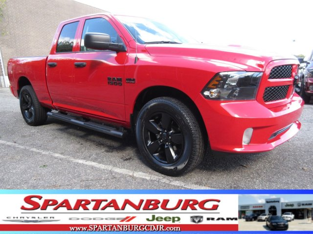 2018 Ram 1500 Quad Cab, Pickup #18071 - photo 1