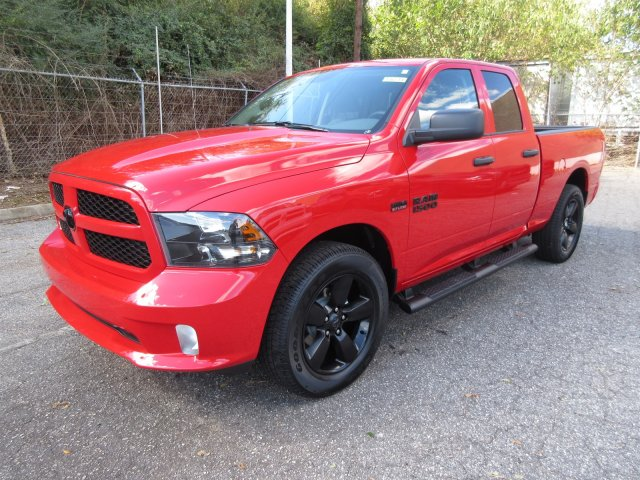 2018 Ram 1500 Quad Cab, Pickup #18071 - photo 3