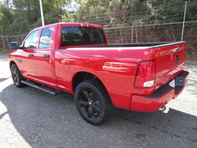 2018 Ram 1500 Quad Cab, Pickup #18071 - photo 4