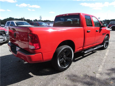2018 Ram 1500 Quad Cab, Pickup #18071 - photo 2