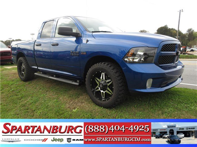2018 Ram 1500 Quad Cab, Pickup #18080 - photo 1