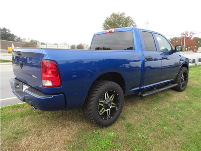 2018 Ram 1500 Quad Cab, Pickup #18080 - photo 2