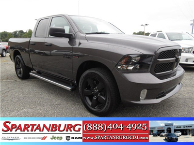 2018 Ram 1500 Quad Cab, Pickup #18086 - photo 1