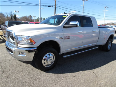 2018 Ram 3500 Mega Cab DRW 4x4,  Pickup #18110 - photo 3