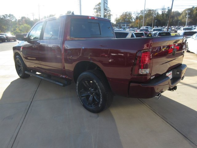 2018 Ram 1500 Crew Cab 4x4, Pickup #18111 - photo 4