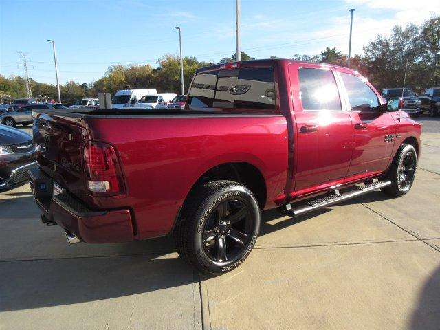 2018 Ram 1500 Crew Cab 4x4, Pickup #18111 - photo 2