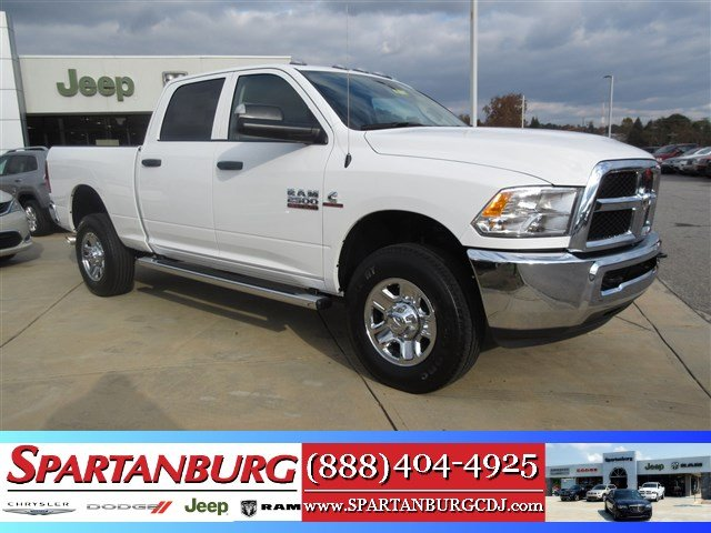 2018 Ram 2500 Crew Cab 4x4, Pickup #18131 - photo 1