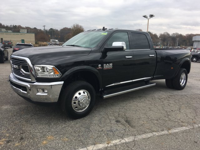 2018 Ram 3500 Crew Cab DRW 4x4 Pickup #18168 - photo 3